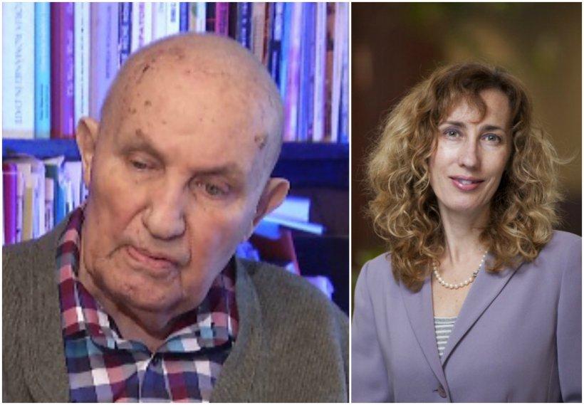 Marina Giurescu, mesaj de adio către tatăl ei, Dinu C. Giurescu