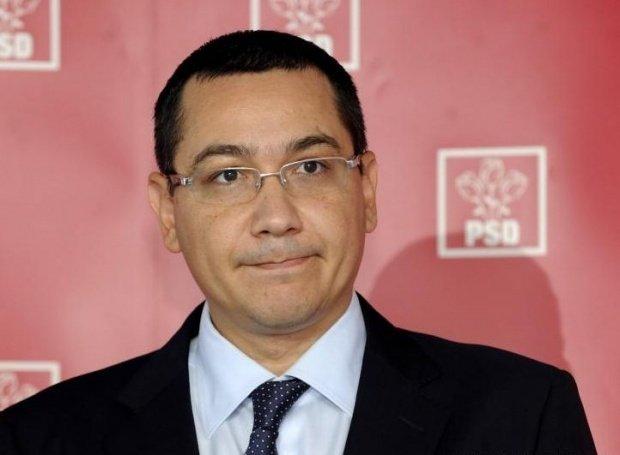 Victor Ponta: Liviu Dragnea vinde România şi ce nu poate vinde, distruge