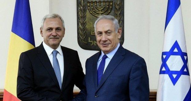 Lovitură în scandalul mutării ambasadei în Israel
