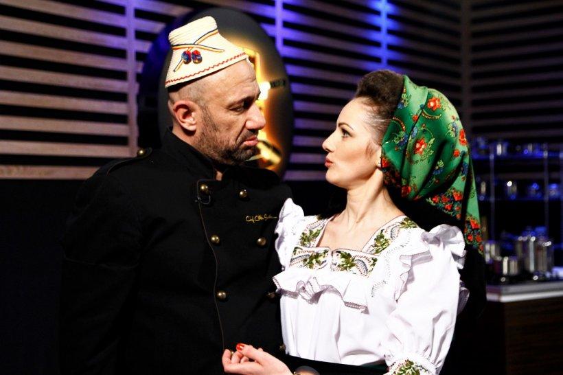 Chef Cătălin Scărlătescu, cerut în căsătorie de o maramureșeancă