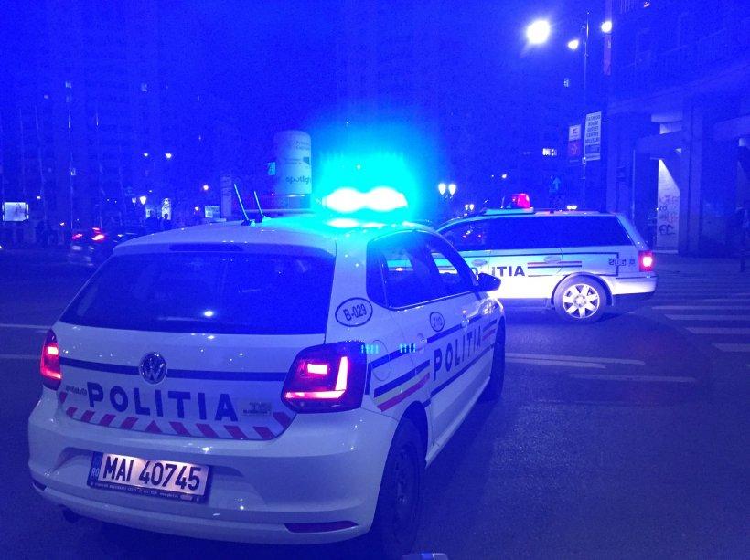 Clipe de groază în București. O femeie s-a aruncat de la etajul 7 al unui bloc