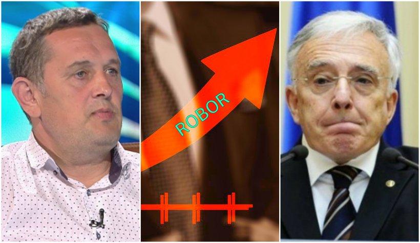 """Gheorghe Piperea: Mugur Isărescu nu """"joacă"""" pentru români! Acesta este motivul pentru care a majorat ROBOR-ul!"""