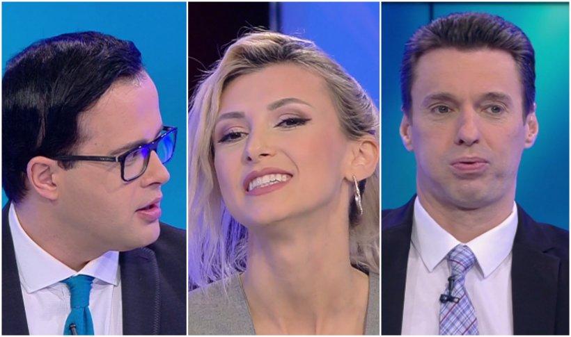 Mircea Badea e convins: Andreea Bălan, candidat la președinția României! Ce calitate a descoperit la celebra artistă