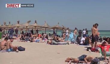 Aproximativ 80.000 de turiști în stațiunile de pe litoral în minivacanța de 1 Mai