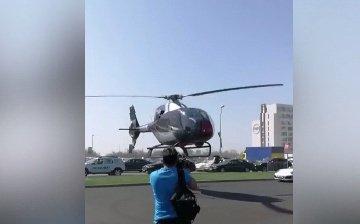 Ce artist se afla în elicopterul care era la un pas de un accident devastator la Mamaia