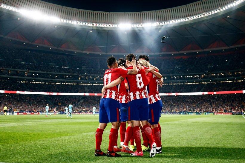 Atletico Madrid, în finala Europa League, după 1-0 cu Arsenal