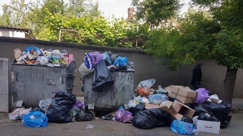 Orașul din România unde este atât de multă mizerie încât autoritățile se tem de o epidemie