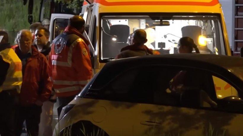 Accident cumplit în Germania! Două trenuri de călători s-au ciocnit - VIDEO