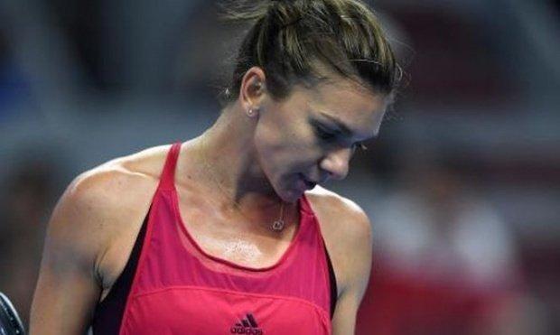 Simona Halep, eliminată în sferturile turneului de la Madrid