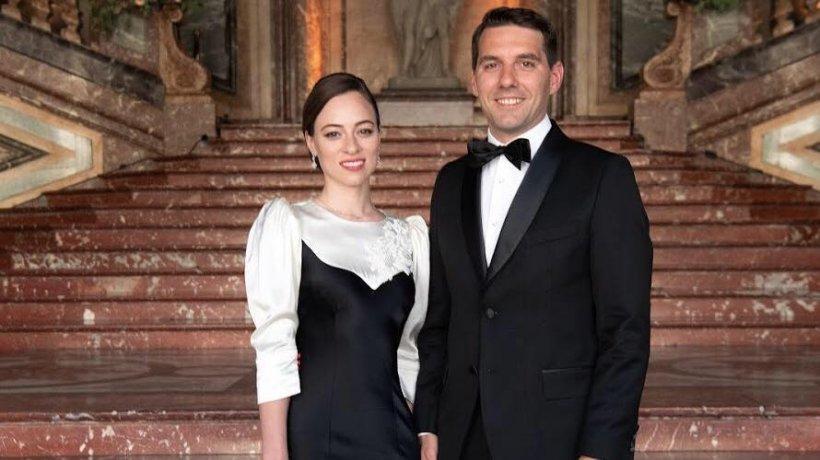 Au stabilit data! Când va face nunta principele Nicolae și soția sa Alina Binder