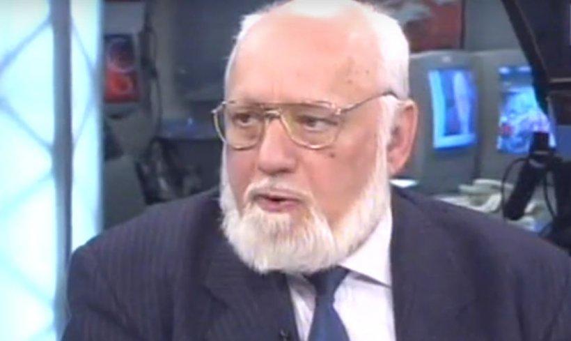 Gelu Voican Voiculescu, urmărit penal pentru infracțiuni contra umanității
