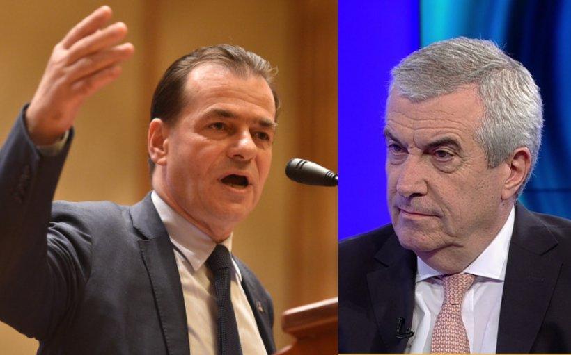 Călin Popescu Tăriceanu, atac necruțător la Ludovic Orban: Are o fază de nebunie sau e un plan bine alcătuit?