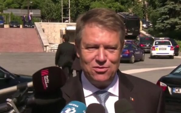 "Klaus Iohannis: ""Avem nerealizări majore la capitolul fonduri europene"""
