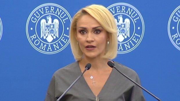 Președintele României, atacat dur de Gabriela Firea: A încălcat Constituția