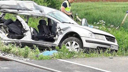 Detalii cutremurătoare de la accidentul din Sălaj. Cum arată mașina în care și-au pierdut viața cela patru tinere