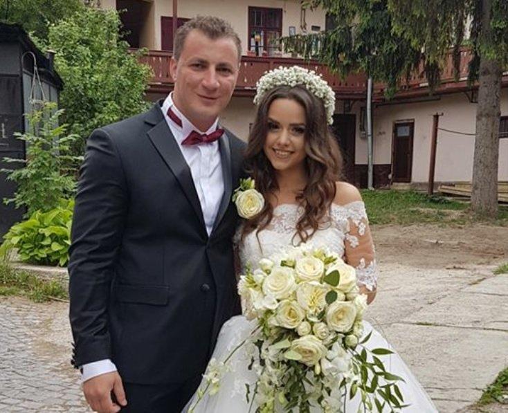 Marian Godină s-a căsătorit. Ceremonia, în aceeași zi cu nunta regală din Marea Britanie