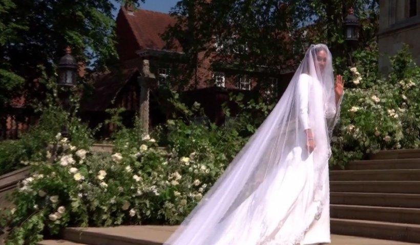 Nunta Regală 2018 Cât A Costat De Fapt Rochia Miresei Megan