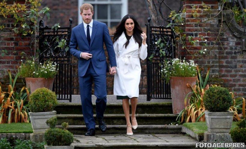 Nuntă regală. Ce titluri nobiliare primesc Prințul Harry și Meghan Markle