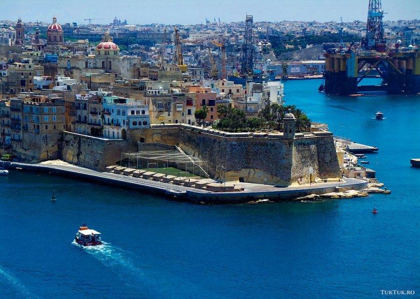 (P) Vizitează orașele palatelor din Malta!