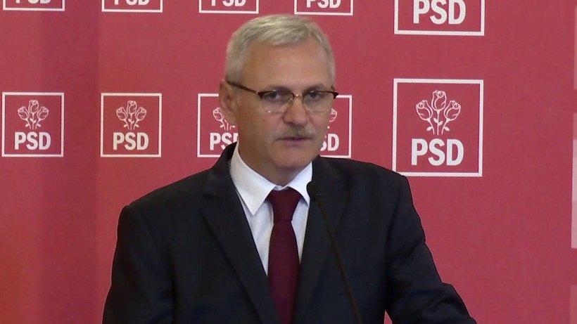 Ședință crucială la PSD. Liviu Dragnea: Nu luăm în calcul suspendarea președintelui