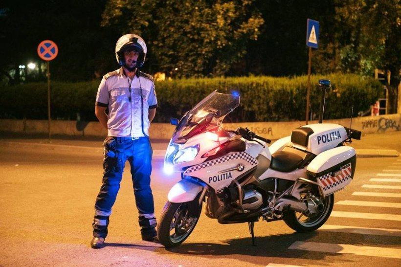 """Un șofer din Capitală, replică năucitoare pentru un polițist care l-a oprit în trafic: """"Nu trebuia să fiți aici. Mi-a spus…."""""""