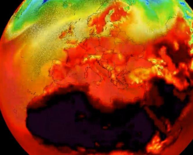 Căldură mare în România, în următoarele zile! Severe Weather Europe anunţă temperaturi de peste 30 de grade Celsius