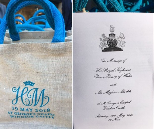 """Ce au făcut invitații cu cadourile primite la nunta regală. """"Este o oportunitate care..."""""""