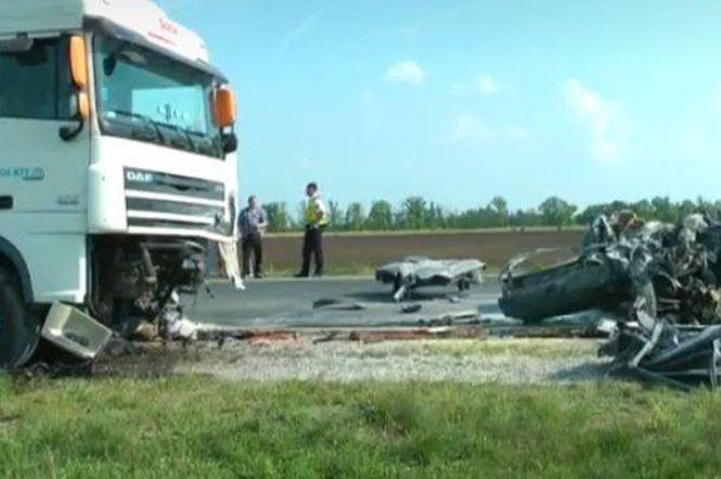 """Mărturia cutremurătoare a şoferului care a filmat accidentul din Ungaria. """"Vai de mine, ăsta-i de la noi!"""""""