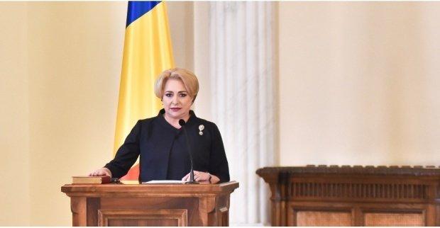 Mesajul de condoleanțe al premierului Viorica Dăncilă după moartea academicianului Mircea Maliţia