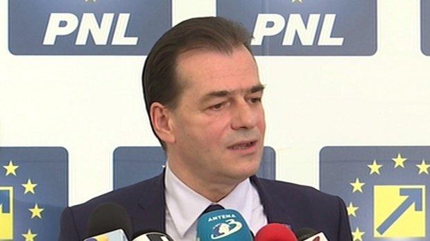 Vot în ședința PNL. Liberalii îşi asumă oficial plângerea împotriva premierului
