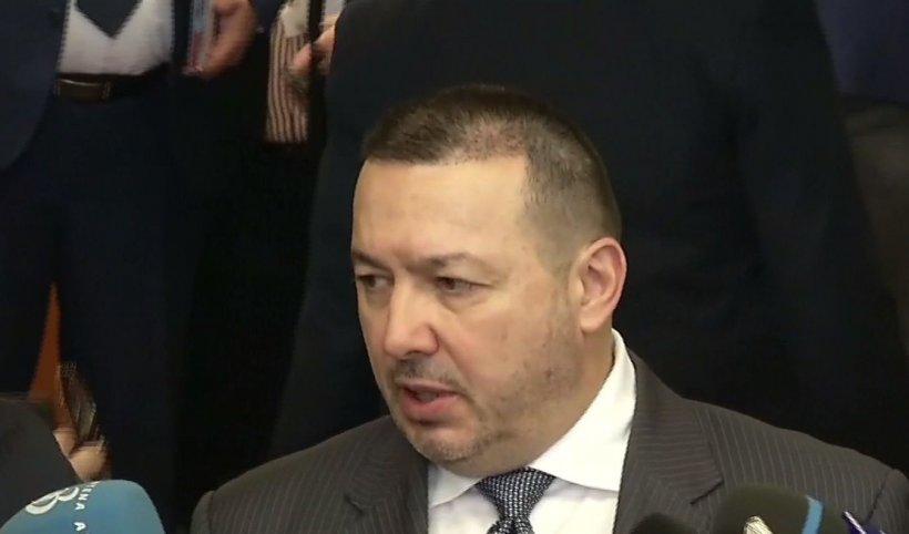 Deputatul PSD Cătălin Rădulescu, la Parchetul General într-un dosar de ultraj