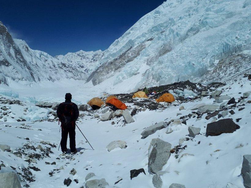 Horia Colibășanu a renunțat la ascensiunea finală pe Everest