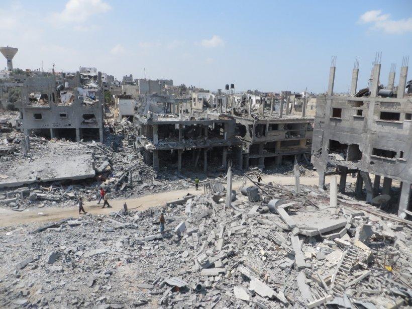 Israelul a autorizat folosirea muniției reale în Fâșia Gaza
