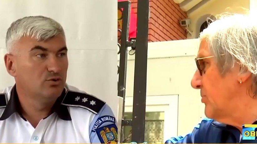 Prima reacție a Poliției, după incidentul cu Ilie Năstase: Două dosare penale și amendat cu 2.300 de ron
