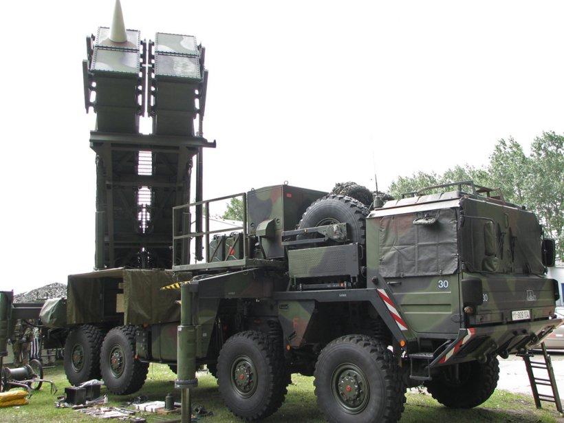 Raytheon a primit un contract pentru a produce un sistem Patriot destinat României
