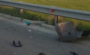 A murit pe autostradă, după ce a adormit la volan