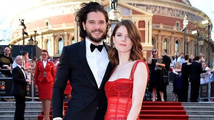 """Doi dintre cei mai îndrăgiți actori din """"Game of Thrones"""" urmează să se căsătorească. Când va avea loc mult așteptatul eveniment"""