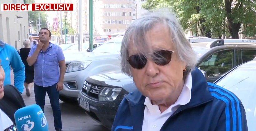 Ilie Năstase, apărat de fosta sa soție