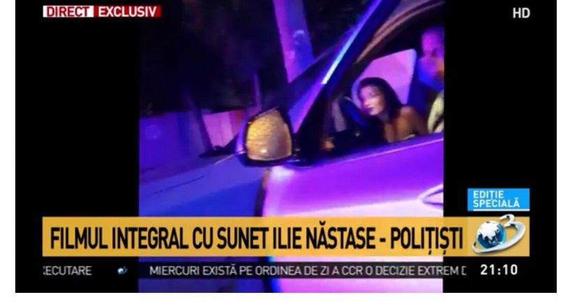 S-a aflat. Cine era femeia misterioasă cu care Ilie Năstase era în mașină în dimineața în care a fost oprit de poliție