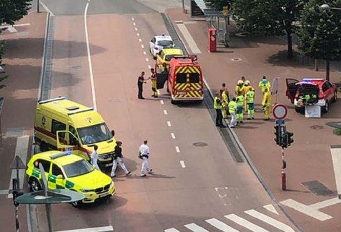 Atac armat în Belgia. Primele imagini de la fața locului - VIDEO