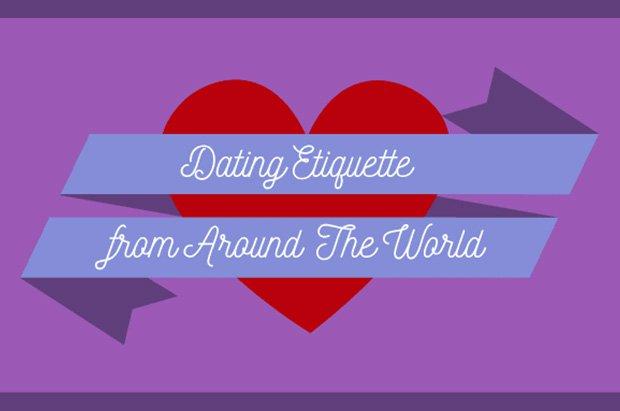 Dating etiquette – Obiceiuri la prima intalnire