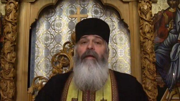 """Părintele Calistrat: """"Porcule, stai aici, că mă tragi la rele!"""""""