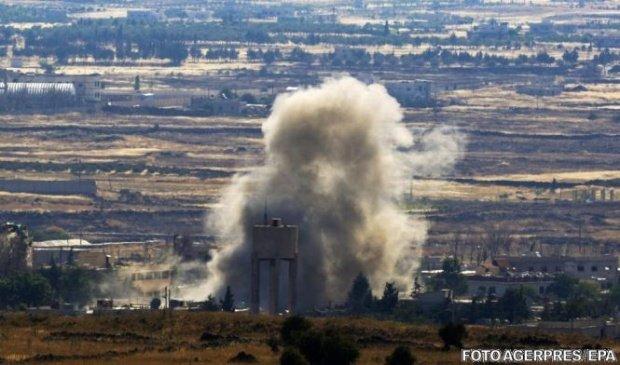 Aviaţia militară israeliană loveşte din nou în Gaza. Zeci de obiective au fost bombardate peste noapte