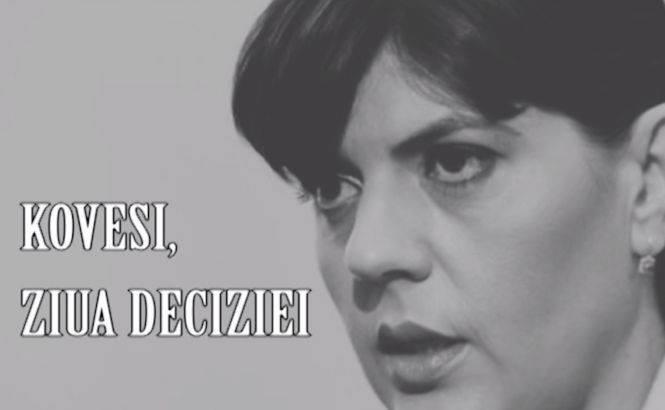 Laura Codruța Kovesi, revocată. Paragrafele din Comunicatul CCR care o termină pe Kovesi și îl obligă pe Iohannis să o revoce