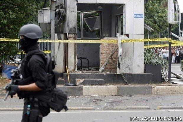 Țara în care Ministerul de Interne a fost atacat cu puşti de asalt şi lansatoare de grenade
