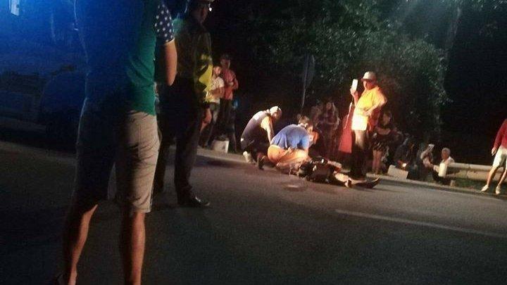 Accident cumplit în județul Dolj. O femeie a fost spulberată de o mașină care circula cu viteză foarte mare. Vinovat ar fi chiar șeful de post al Poliției