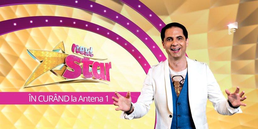Next Star. Schimbare radicală în show-ul de la Antena 1