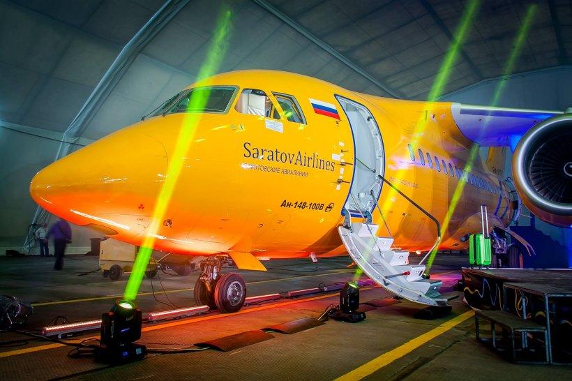 O companie aeriană a fost închisă, după ce un avion al său s-a prăbușit lângă Moscova