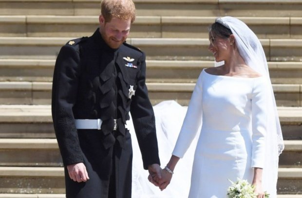 Prințul Harry și Meghan Markle au primit daruri de nuntă de peste șapte milioane de lire sterline