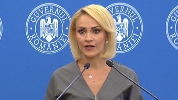 """Gabriela Firea anunţă că nu va introduce o taxă de mediu. """"Nu credem că Bucureştiul este pregătit, nu acum"""""""